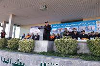 تعداد کشتگان روزانه تصادفات گلستان یک نفر اعلام شد