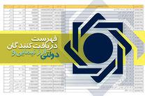 فهرست جدید دریافت کنندگان ارز نیمایی و دولتی منتشر شد