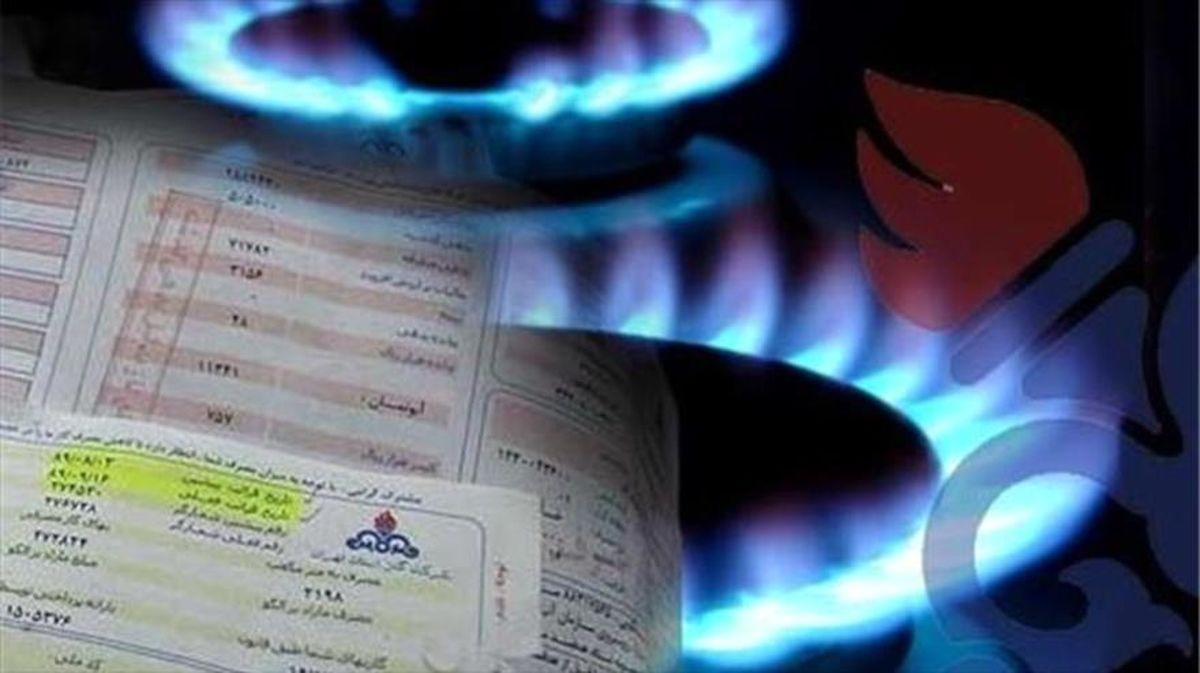 رایگان شدن گازبها برای بیش از ۳ میلیون مشترک تهرانی