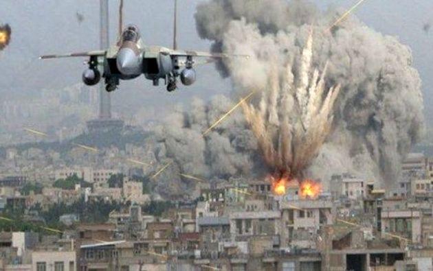 جزئیات حملات هوایی رژیم سعودی به صنعا