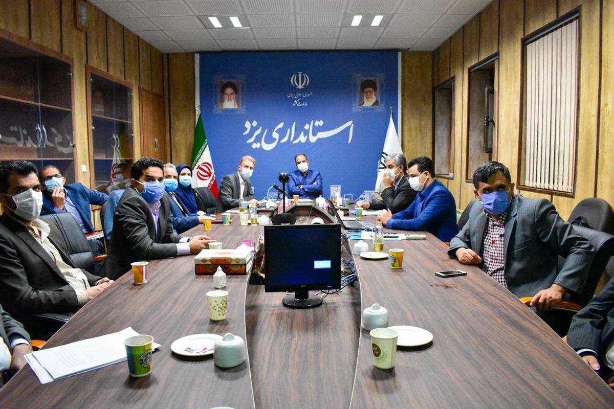 سند سازگاری با کم آبی استان یزد تصویب شد