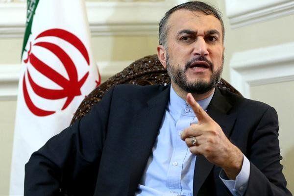 ترامپ نمی تواند درخواست مصافحه و مذکره با جمهوری اسلامی ایران کند