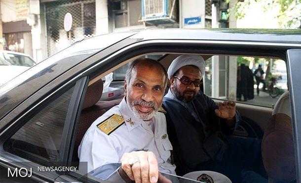 دریادار خادم بیغم از پایگاه دریایی خرمشهر بازدید کرد