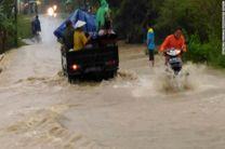 سیل و رانش زمین در اندونزی ۵۰ کشته و ناپدید برجای گذاشت