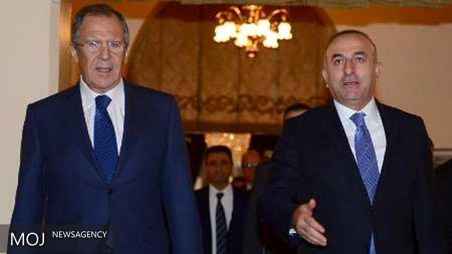 روسیه و ترکیه برای همکاری ضد تروریستی و بهبود اوضاع سوریه توافق کردند