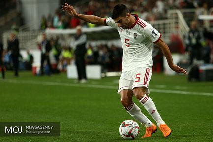 دیدار تیمهای ملی فوتبال ایران و چین/میلاد محمدی