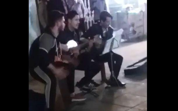 برخورد با نوازندگان جوان در رشت زشت و ناپسند بود
