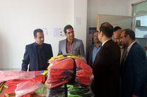 کارگاه تولیدی پوشاک ورزشی در ملایر راهاندازی شد