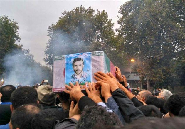 """پایان رسیدن انتظار ۳۱ ساله خانواده """"شهید آقاشریعتی"""""""