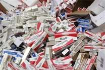 کشف 600 هزار نخ سیگار قاچاق در بندرعباس