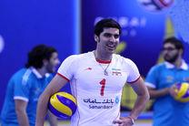 ملی پوش والیبال: با این لباس آبروی ایران در المپیک می رود