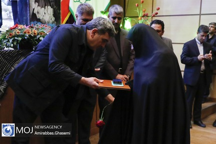 یادواره ۱۰۰۰ شهید منطقه ۱۰ تهران