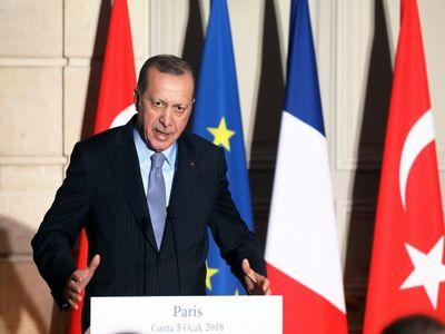 سو قصد به جان اردوغان در بوسنی