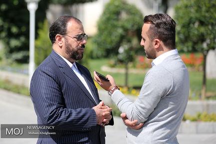 حسینعلی امیری معاون پارلمانی رییسجمهوری