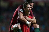 رونالدو: گلهای من مهم نیست پیروزی پرتغال مهم است