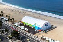 فروشگاه بزرگ المپیک در ساحل ریو افتتاح شد + تصاویر