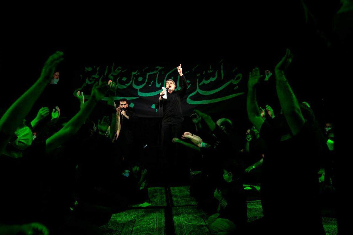 دانلود مداحی زمینه با صدای محمد رضا طاهری به مناسبت شهادت امام حسن
