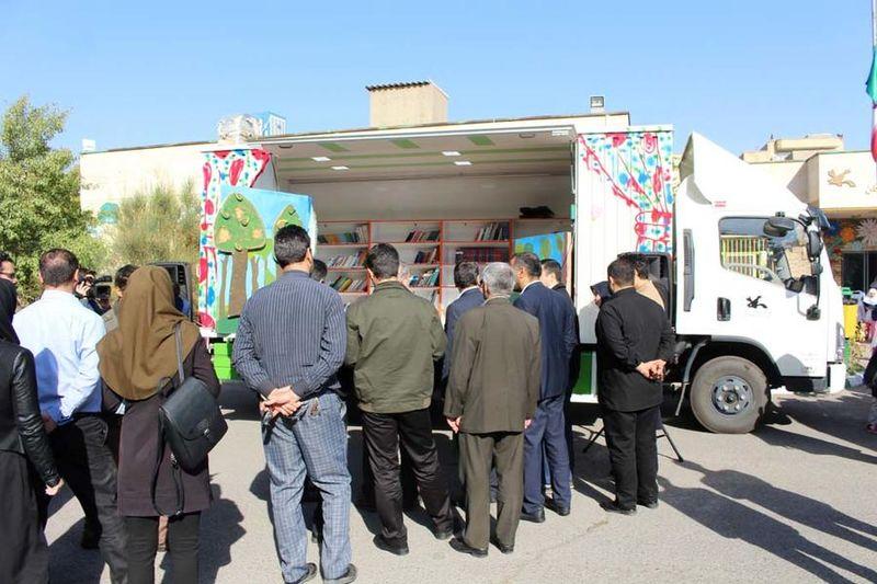 طرح پویش «فصل گرم کتاب» در تبریز برگزار شد