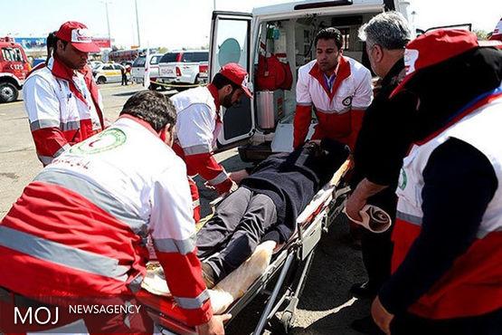 امدادرسانی به ۲ هزار و ۲۵۱ نمازگزار در سطح کشور / ۳۱ نفر به مراکز درمانی منتقل شدند