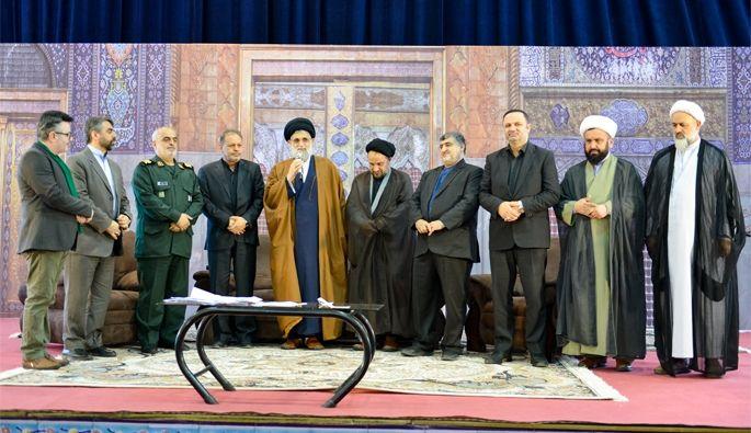برپایی عزای حسینی در 35 مسجد محلات منطقه آزاد انزلی