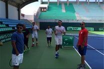 ترکیب نهایی تیم ملی تنیس برای حضور در دیویس کاپ اعلام شد