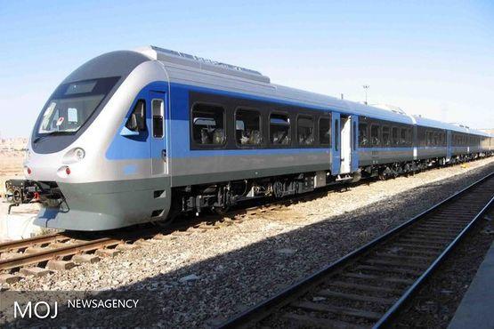 سرعت قطارهای مسافری خوزستان به ۱۶۰ کیلومتر در ساعت افزایش می یابد