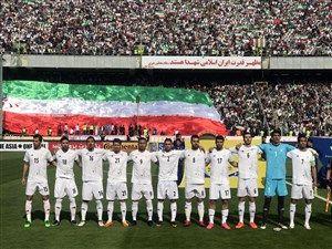 سلطه فوتبال ایران بر آسیا یکی از رویدادهای تاریخی AFC