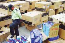 محموله بزرگ قاچاق در تنگستان توقیف شد