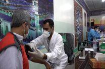 حضور پزشکان جهادی در زندان بندرعباس