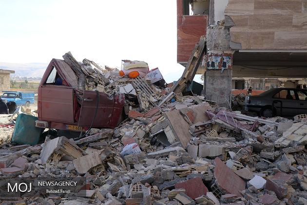 تعداد کشته شدگان زلزله غرب کشور به 395 نفر رسید/تعداد زخمی ها 6650 نفر
