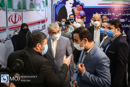 بازدید سخنگوی شورای نگهبان از ستاد انتخابات کشور