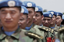 شماری از نیروهای چینی حافظ صلح در سودان جنوبی کشته شدند