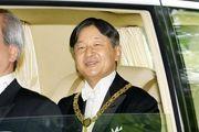 امپراطور جدید ژاپن، قدرت را به دست گرفت