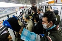 شمار مسافران مترو در پایتخت ۴۰ درصد افزایش یافت