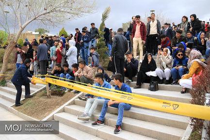 هشدار طغیان زاینده رود اصفهان