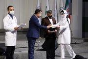 اختتامیه جشنواره بینالمللی فیلم کوتاه تهران با حضور حریرچی برگزار شد/اسب سفید بالدار و سفید پوش ایرانی بر قله این جشنواره