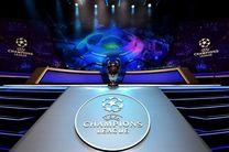 گزارش قرعه کشی مرحله گروهی لیگ قهرمانان اروپا/ ویرژیل فن دایک بهترین بازیکن اروپا شد