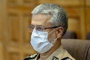 آماده احداث بیمارستان صحرایی در تهران و شهرستانها برای مقابله با کرونا هستیم