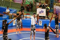 رقابت های زورخانه ای در تمام سنین باید برگزار شود