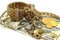 آرامش نسبی در بازار سکه و دلار
