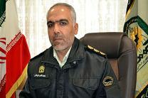 رئیس پلیس خرمآباد از کشف 255 فقره سرقت و دستگیری 128 سارق خبر داد