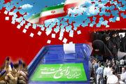 نتایج انتخابات ششمین دوره شورای شهر شاهین شهر اعلام شد