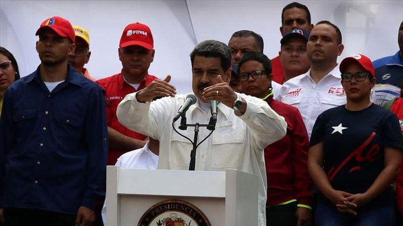 مادورو آمریکا را به دلیل قطع برق در ونزوئلا سرزنش کرد