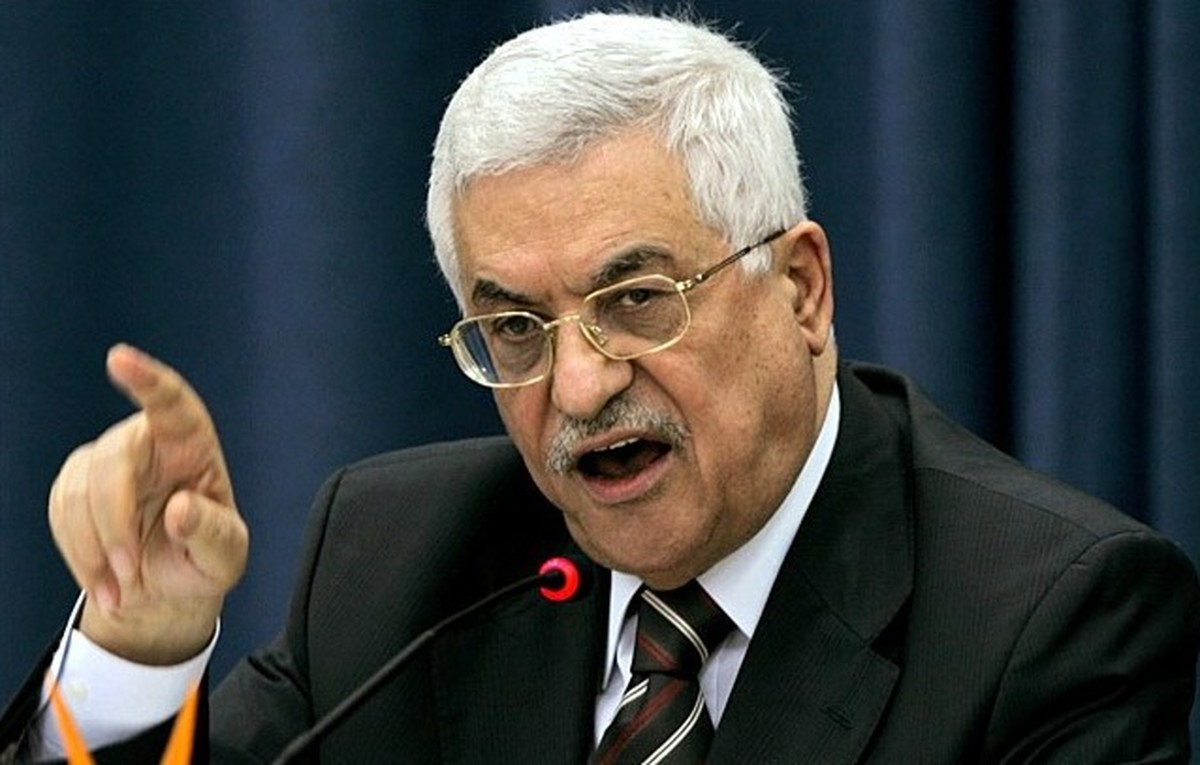 تاکید رئیس تشکیلات خودگردان فلسطین برای دستیابی به عدالت