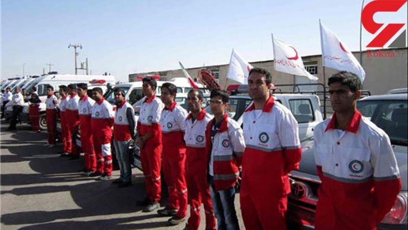 بیش از 532 نفر به کمپین بهرفت، بهبود رفتار ترافیکی هلال احمر یزد پیوستند