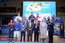 مسابقات بین المللی تکواندو جام فجر در ساری آغاز شد