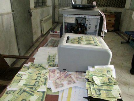 کشف بیش از 8 میلیون ریال اسکناس جعلی در آستانه اشرفیه