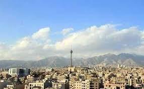هوای تهران در 15 اسفند سالم است