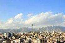 کیفیت هوای تهران در 20 فروردین سالم است