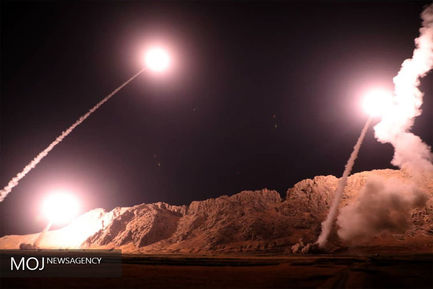 حمله+موشکی+نیروی+هوا+فضای+سپاه+به+مقر+فرماندهی+تروریست+های+تکفیری